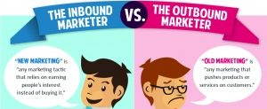 Inbound contro outbound marketing
